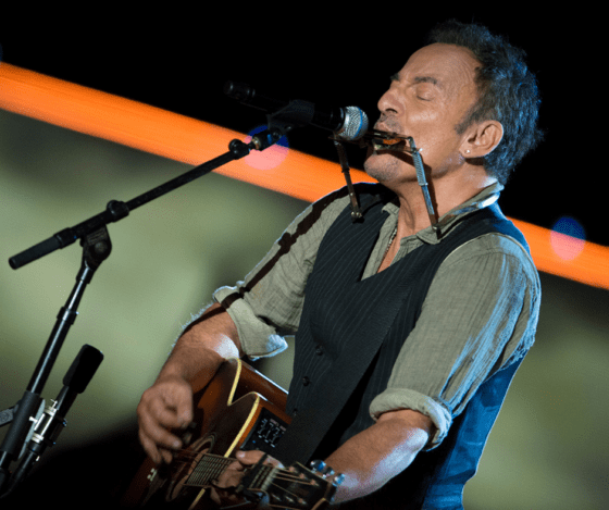 Bruce Springsteen And Barack Obama's Podcast Proving To Be A Hit