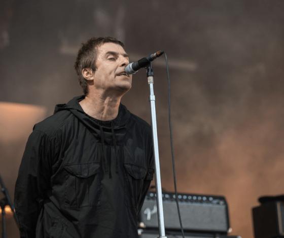 Liam Gallagher By Stefan Brending