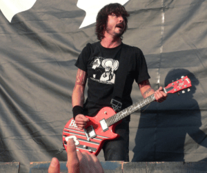 Dave Grohl By Stig Nygaard