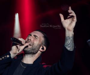Maroon 5 By Justin Higuchi