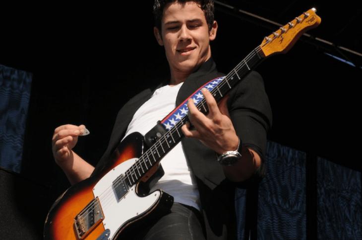 Nick Jonas By Brennan Schnell