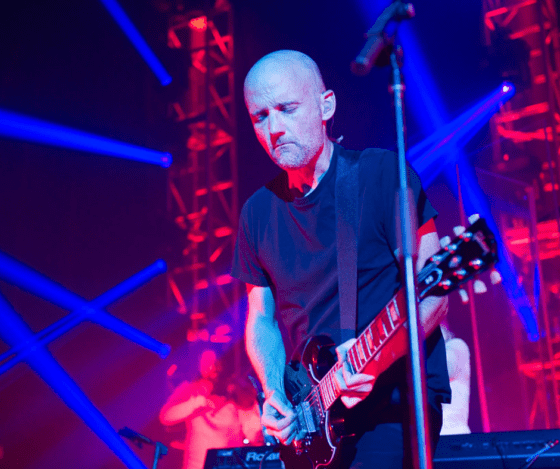Moby Felt Suicidal At The Height Of His Career