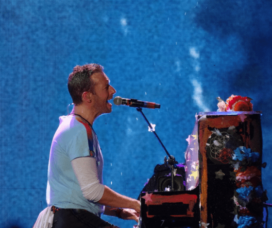 Chris Martin Talks About Inspiration For New Album