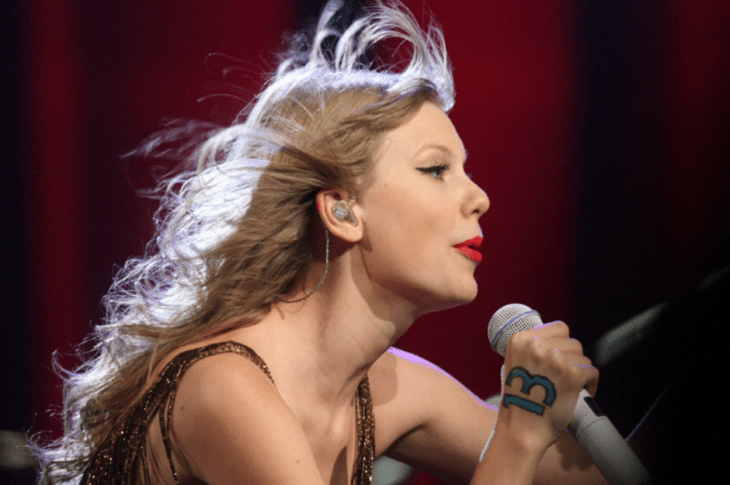 Music Industry Taylor Swift
