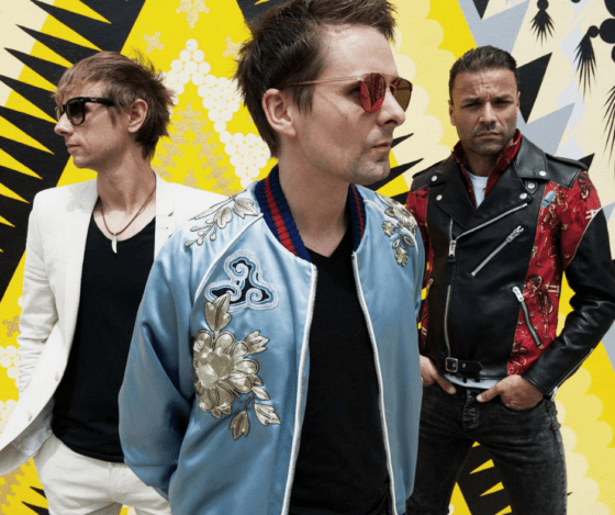 Muse Will Headline Isle Of Wight 2022
