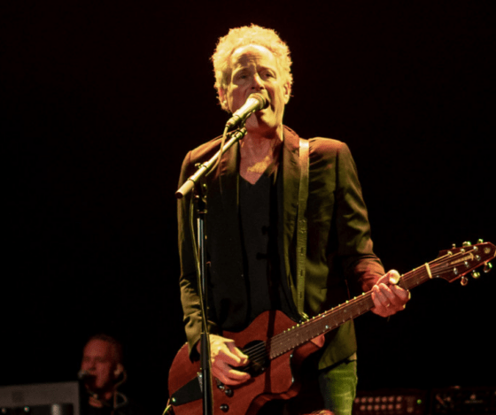 Lindsey Buckingham Is Heading Out On His First Solo Tour Of Europe