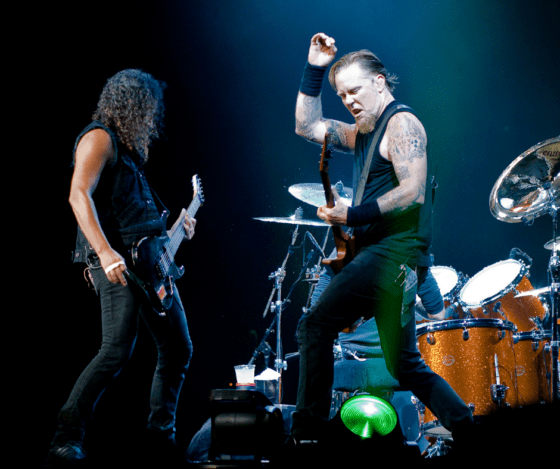 Metallica Will Headline Germany's First Download Festival